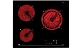 Bếp điện Teka 3 vùng nấu TB 6310 - R600mm