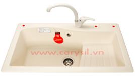 Chậu rửa chén Carysil SWA1-18 Champagne