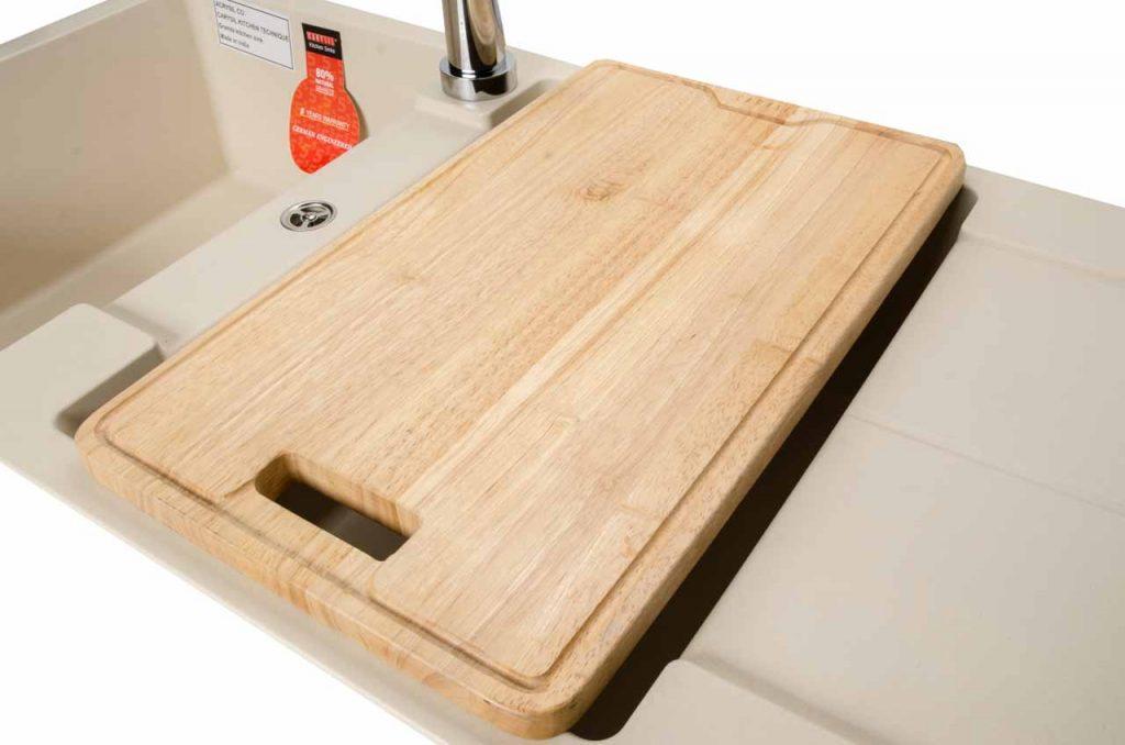Thớt gỗ Carysil TK-02 47x28cm