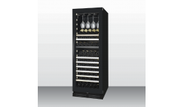 Tủ bảo quản rượu âm tủ/ Độc lập Malloca MWC-180BG