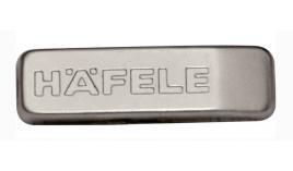Nắp đậy bản lề Metalla A/SM Hafele 311.91.500