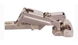 Bản lề Metalla A 165 độ trùm nửa Hafele 311.93.502