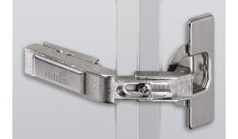 Bản lề Intermat 65 độ cho cửa góc tủ trùm ngoài Hettich HD065-F