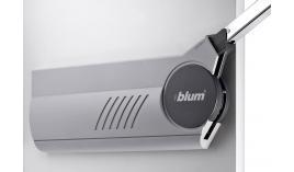 Bộ tay nâng 2 cánh Blum Aventos HF 25 màu xám Blum 20F2501 372.94.034