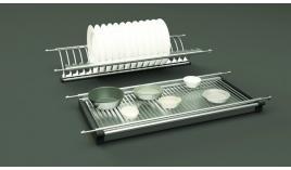 Bộ giá úp chén dĩa không có khung PRESTO cho tủ R600mm Cucina 544.40.024