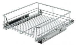 Rổ kéo lọt lòng cửa bản lề Wire basket 500mm Hafele 540.26.265
