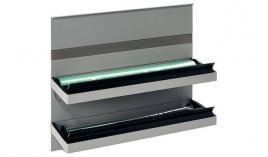 Kệ treo cuộn nylon và màng nhôm Hafele 521.01.511
