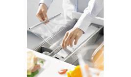 Dụng cụ cắt màng nylon đậy thức ăn Blum 554.92.600
