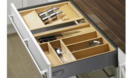 Khay chia gỗ cho ngăn kéo Hettich WT900-P