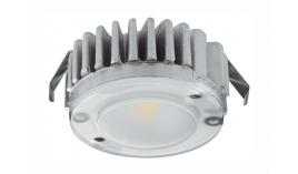 Đèn led LOOX 2040 3000K lắp âm nổi hệ Modular 12V 833.72.140
