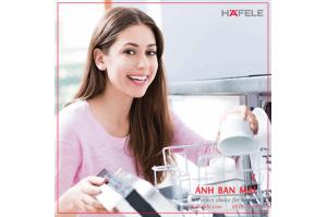 Máy rửa chén bát Hafele có tốt không?